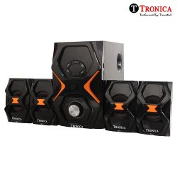 Tronica 4.1 Bluetooth/FM/Aux/Mp3 Multimedia Speakers
