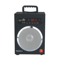 Tronica Spectrum Bluetooth Speaker (Black)