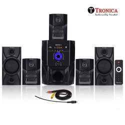 Tronica Super King Series 5.1 Bluetooth Multimedia Speakers