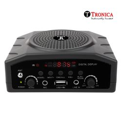 Tronica Rechargeable Multimedia Portable Digital Display Speaker