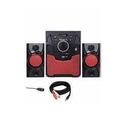 TRONICA Republic 2.1 Home Theater System with Bluetooth/SD Card/Pen Drive/FM/AUX Support & Remote