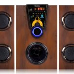 Tango 2.1 Bluetooth Home Theater System with Powerful 6 inches Woofer & Remote (Supports Pen Drive/Micro Sd Card/FM/Aux/TV/iPod/Ipad)
