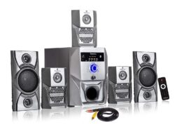 Tronica Grey Super King Series 5.1 Bluetooth Multimedia Speakers with FM/PenDrive/Sd Card/Mobile/Aux Support